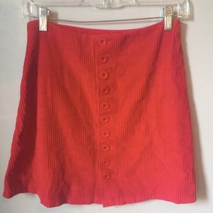 Vintage 90s Express red cord mini